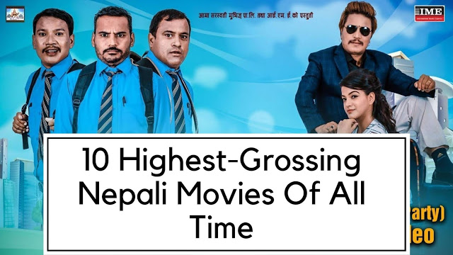 10 Highest Grossing Nepali Movies Of All Time