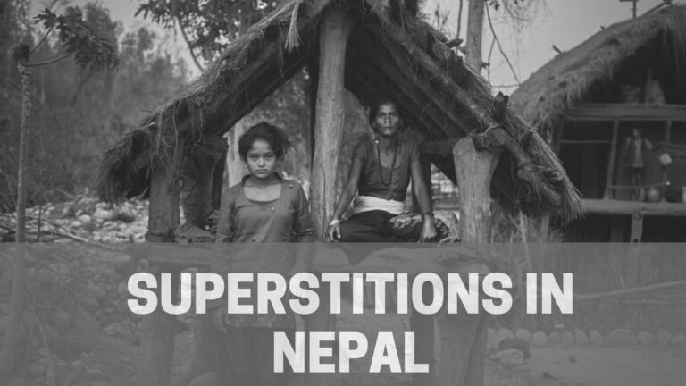 Superstitions in Nepal