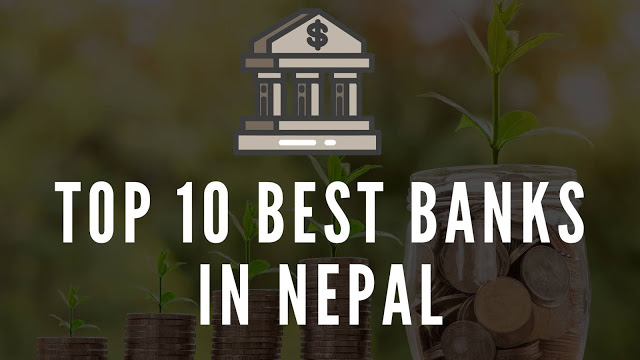 top 10 best popular banks in Nepal