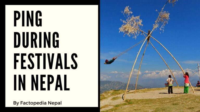 ping in nepal