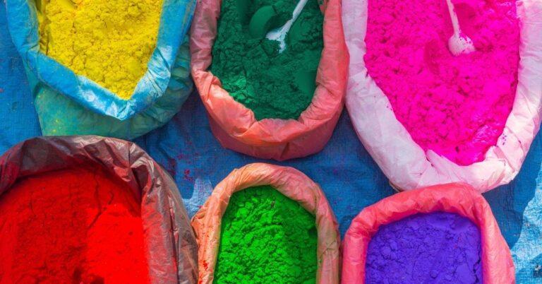 Holi in Nepal