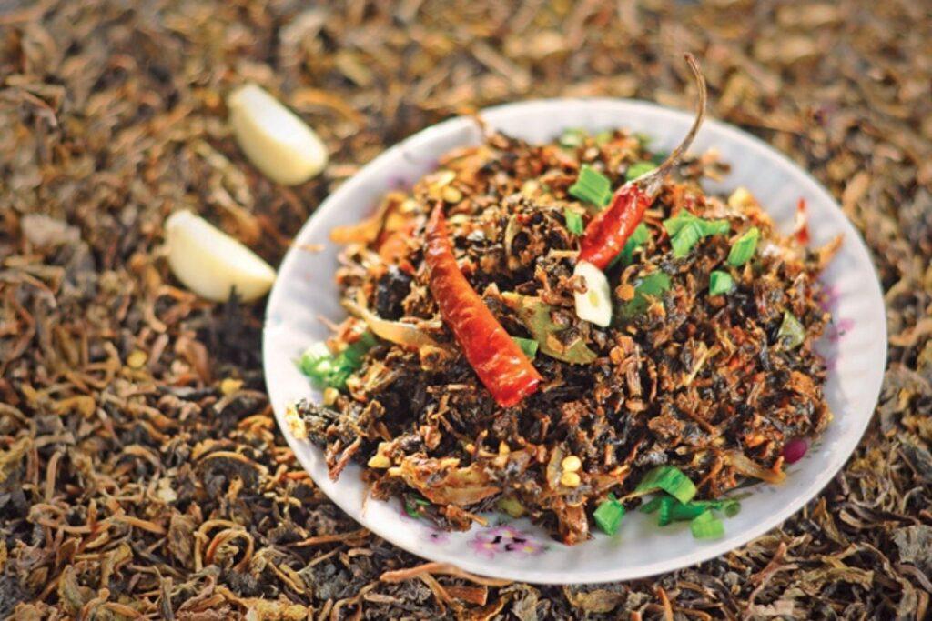 Gundruk Ko Jhol