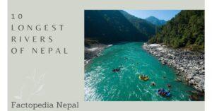 rivers of Nepal