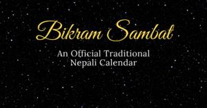Bikram Sambat Calendar