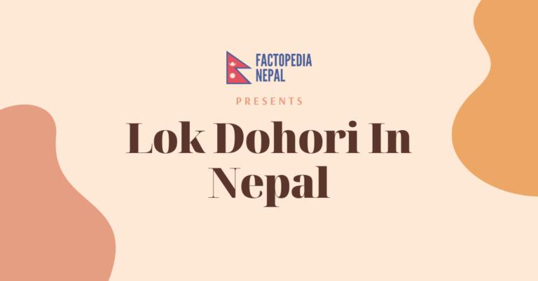 Lok Dohori In Nepal
